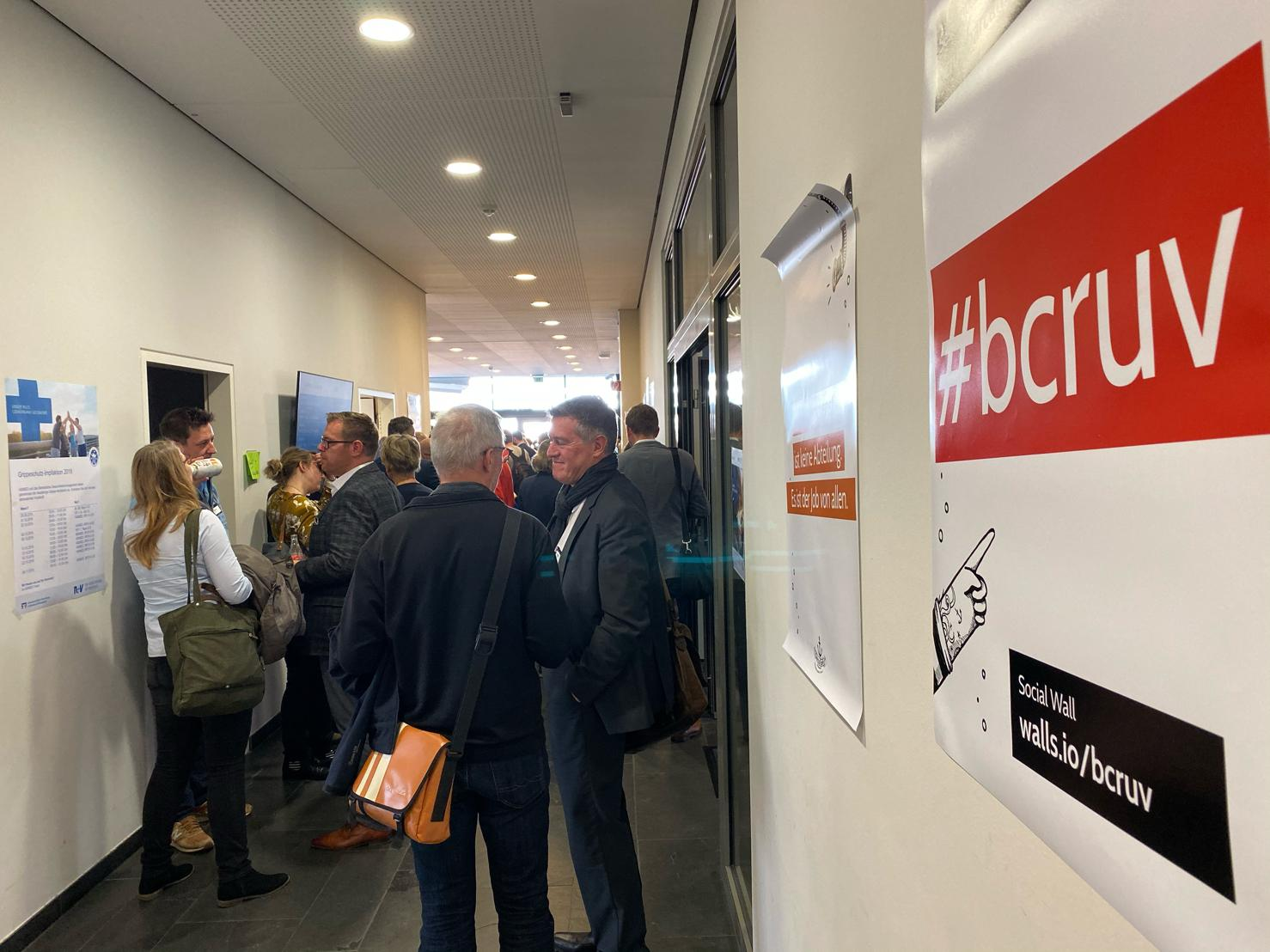 Innovating the German Insurance Industry – R+V Versicherung Barcamp 2019