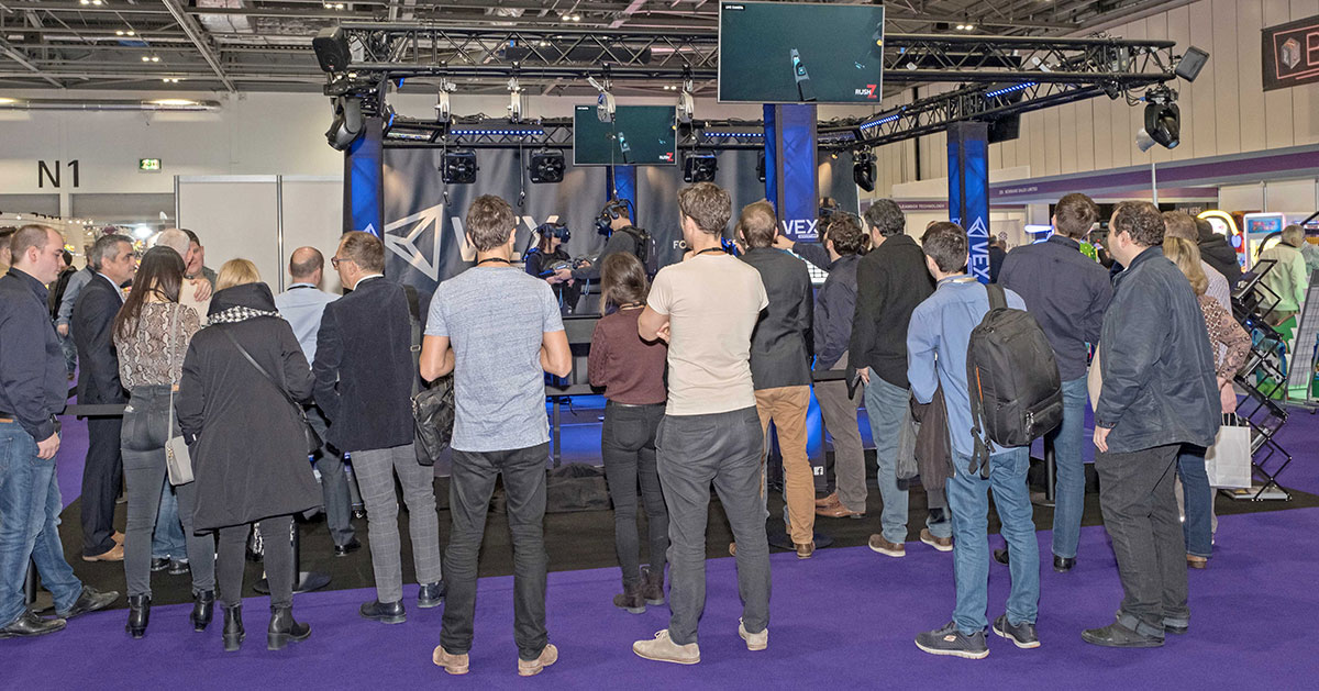 Industry Leaders To Present At EAG Expo Immersive Entertainment Seminars