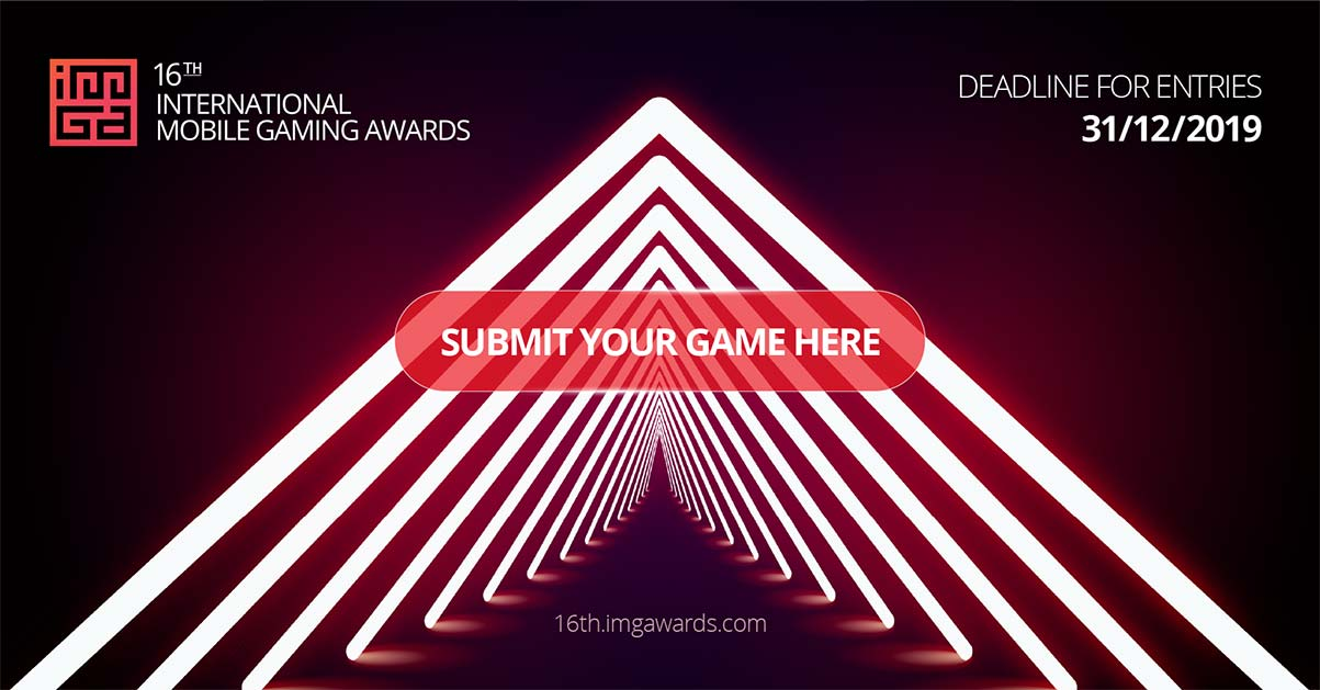 16th Annual International Mobile Gaming Awards Calls For Submissions
