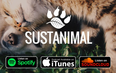 Announcing Sustanimal – The Podcast for Environmentally Friendly Pet Care!