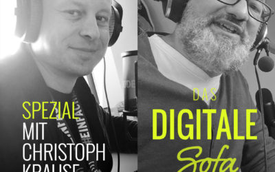 "Das Digitale Sofa Episode #35 ""Special Edition"" with Christoph Krause"