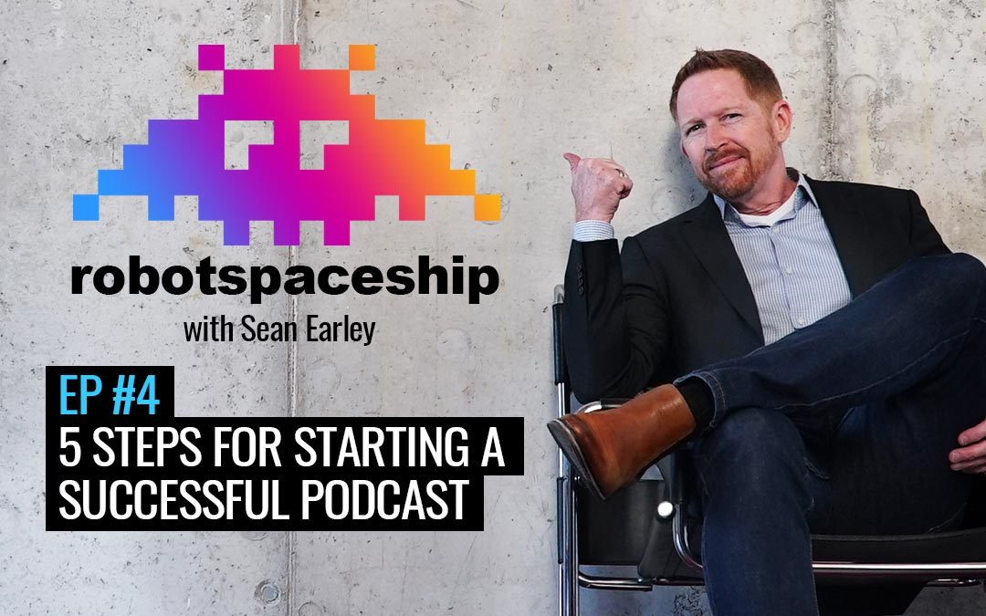 RSP EP4 (EN) – 5 Steps For Starting a Successful Podcast